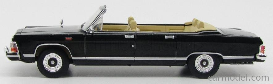 NASH-AVTOPROM H162CAB Masstab: 1/43  GAZ M14 4-DOOR CABRIOLET 1978 BLACK
