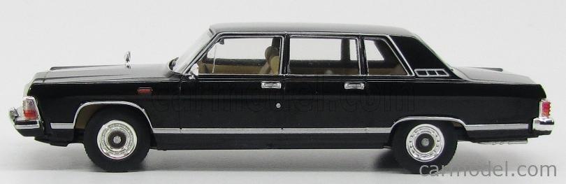NASH-AVTOPROM H162SW Masstab: 1/43  GAZ GAZ M14 TCHAIKA 1977 BLACK