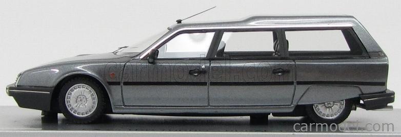 KESS-MODEL KE43011020 Масштаб 1/43  CITROEN CX 25 TRD TURBO 2 BREAK 1986 GREY MET EVB