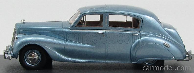 MATRIX SCALE MODELS MX42101-021 Scale 1/43  AUSTIN A135 PRINCESS II BY VANDEN PLAS 1950 BLUE MET