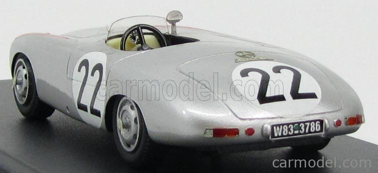 PINKO PI133 Masstab: 1/43  MERCEDES BENZ 300SL SPIDER N 22 NURBURGRING 1952 SILVER
