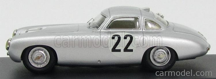 PINKO PI131 Masstab: 1/43  MERCEDES BENZ 300SL COUPE TEAM DAIMLER BENZ A.G. N 22 24h LE MANS 1952 - K.KLING - H.KLENK SILVER
