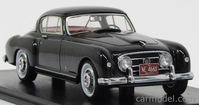 NEO SCALE MODELS NEO44660 Masstab: 1/43  NASH HALEY COUPE 1954 BLACK