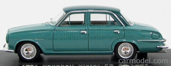 SILAS SM43048A Масштаб 1/43  VAUXHALL VICTOR FB DE LUXE 4-DOOR 1961 2 TONE GREEN