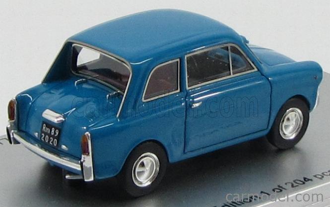 KESS-MODEL KE43022020 Масштаб 1/43  AUTOBIANCHI BIANCHINA BERLINA F 1965 BLUE
