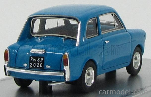 KESS-MODEL KE43022020 Scale 1/43  AUTOBIANCHI BIANCHINA BERLINA F 1965 BLUE