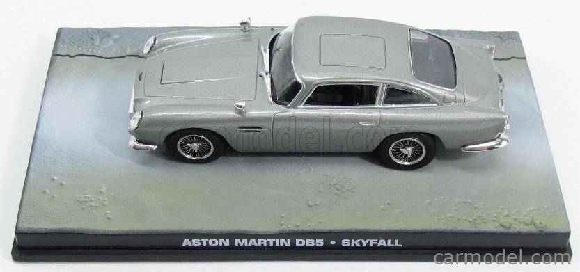 Edicola Bondcol133 Masstab 1 43 Aston Martin Db5 1965 007 James Bond Skyfall Silver
