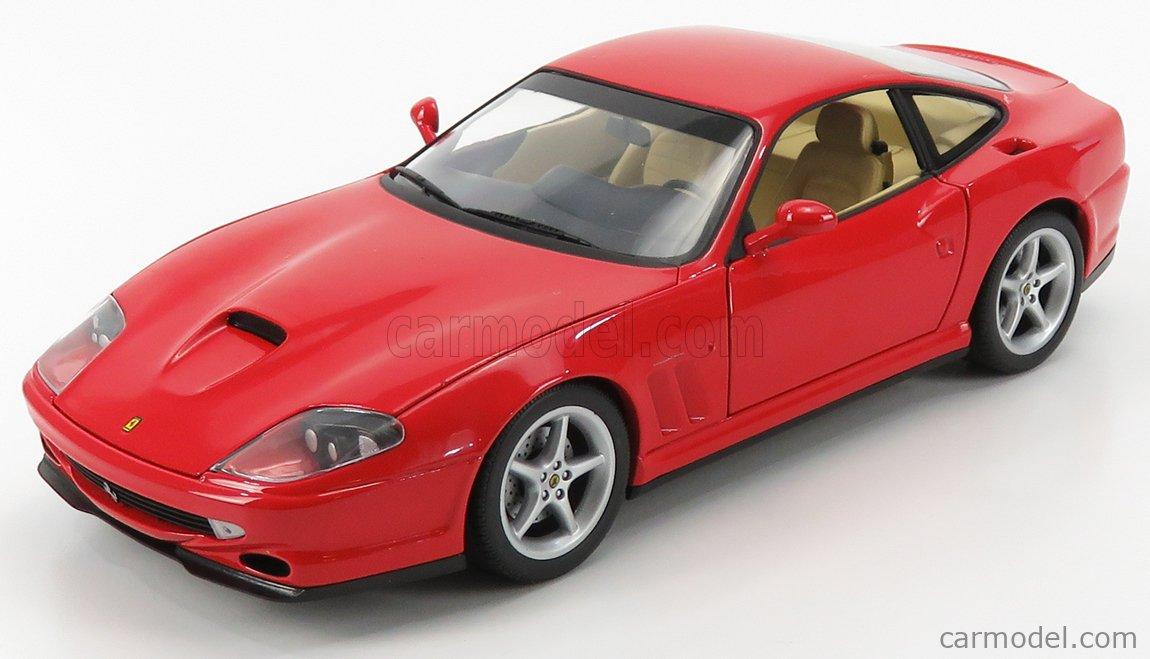 Ut Models 180076020 Masstab 1 18 Ferrari F550 Maranello 1996 Red