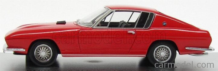 KESS-MODEL KE43035000 Масштаб 1/43  BMW 2000 TI COUPE FRUA 1968 RED