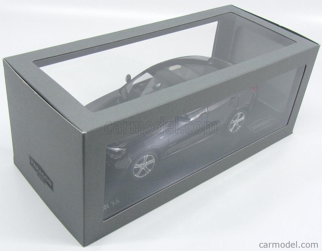 PARAGON-MODELS 97091 Scale 1/18  BMW X4 XDRIVE 3.5d (F26) 2014 SPARKLING BROWN MET