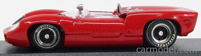 BEST-MODEL 9614 Echelle 1/43  LOLA T70 SPIDER  N 11 WINNER MOTORSPORT 1964 J.SURTEES RED GREEN