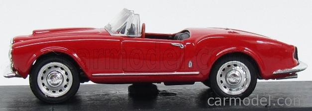 BRUMM R131-01 Echelle 1/43  LANCIA AURELIA B24 SPIDER OPEN 1955 RED