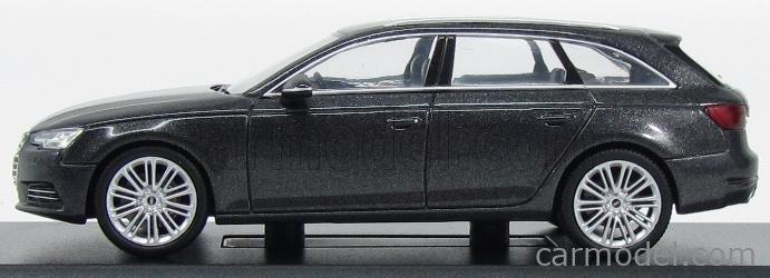 SPARK-MODEL 5011504233 Scale 1/43  AUDI A4 AVANT 2015 DAYTONA GREY MET
