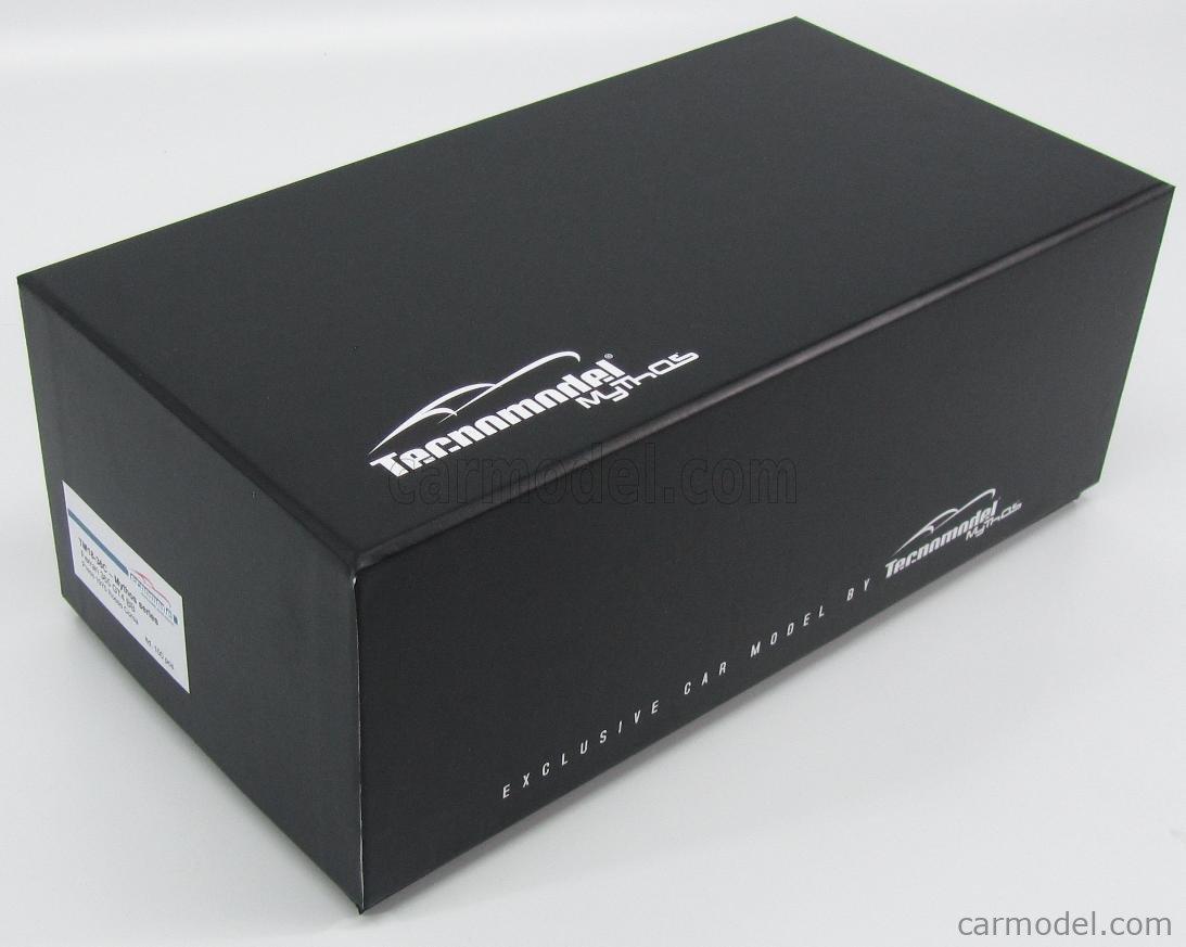 TECNOMODEL TM18-36C Scale 1/18  FERRARI 365 GT4/BB COUPE 1975 RED