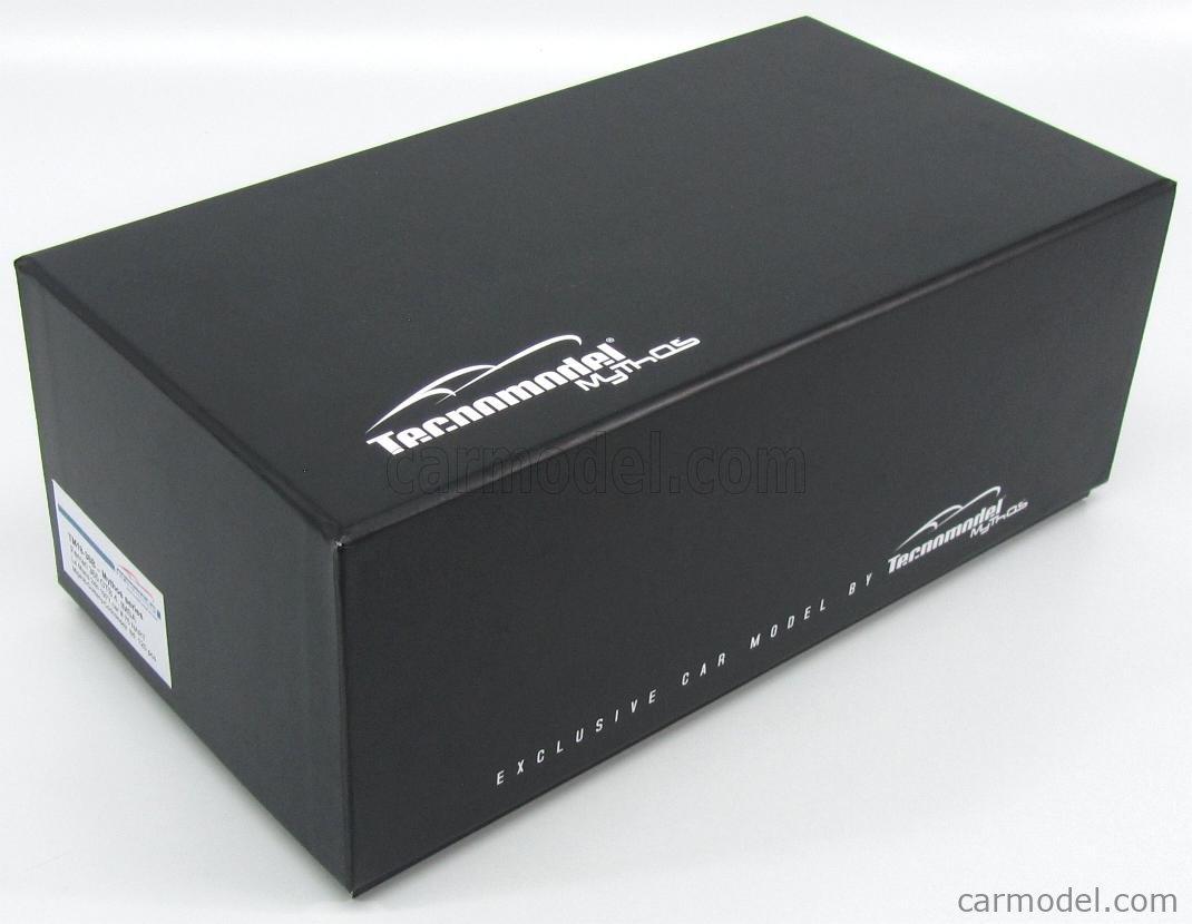 TECNOMODEL TM18-36B Scale 1/18  FERRARI 365 GT4/BB 4.4L TEAM NORTH AMERICAN RACING N.A.R.T. N 75 24h LE MANS 1977 F.MIGAULT - L.GUITTENY RED