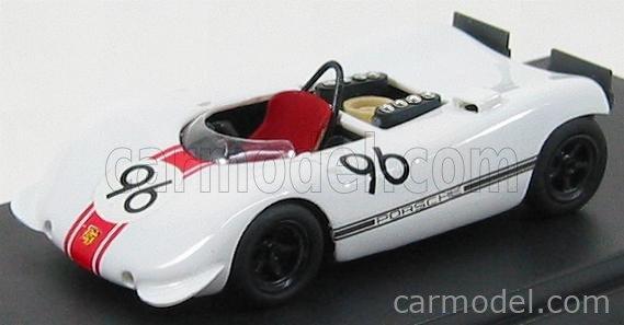 PINKO PI110 Masstab: 1/43  PORSCHE 909 N 96 BERG SPIDER CAMPIONATO MONTAGNA 1968 WHITE