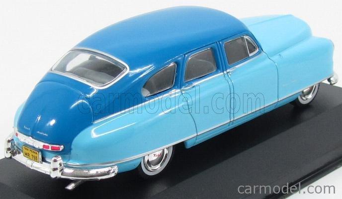 WHITEBOX WB188-208833 Masstab: 1/43  NASH AMBASSADOR 1950 2 TONE BLUE